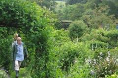 Garden visit (c) Colin Hurrell